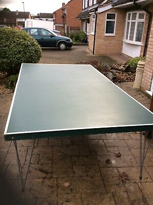 Dunlop table tennis table full size