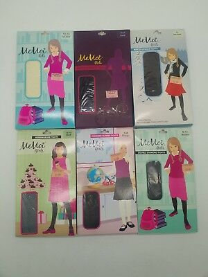 Job Lot Girls Assorted Tights Mixed Design Colours Clearance New Items Wholesale