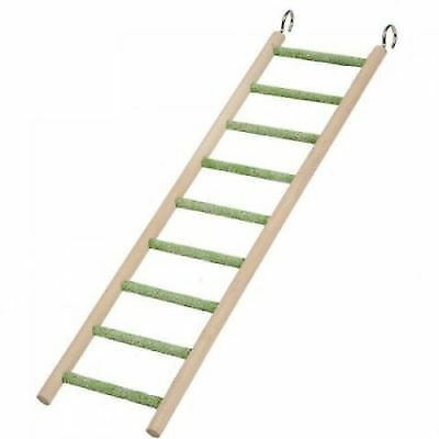 39cm Nine Step Cement Bird Ladder Small - Cockatiels, Conures, Parakeets 4928