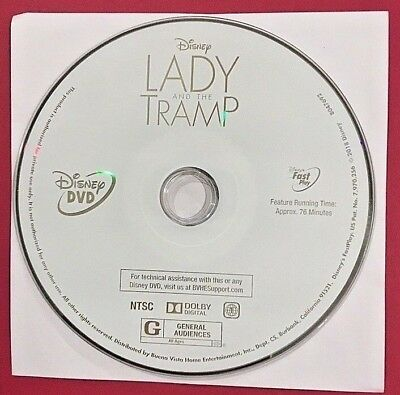 Lady and the Tramp [Disney DVD] BUY 3 GET 1 FREE