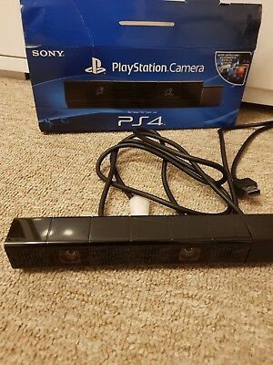 Sony PlayStation 4 Kamera ps4 camera - Schwarz (CUH-ZEY1)