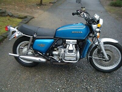 1975 Honda Gold Wing  1975 Honda Gold Wing GL1000
