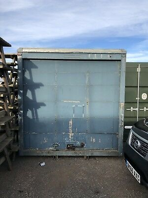 Lorry Box Body Shed Tack Room Secure Storage Container