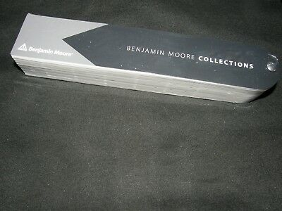Benjamin Moore Paints Collections Color Fan Deck / New, Sealed