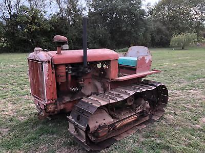 Allis Chalmers Model Wm Crawler Tractor