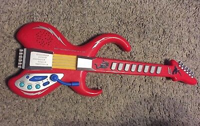 Guitare Spiderman3