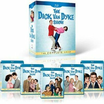 The Dick Van Dyke Show - The Complete Series (Blu-ray Disc, 2012) New