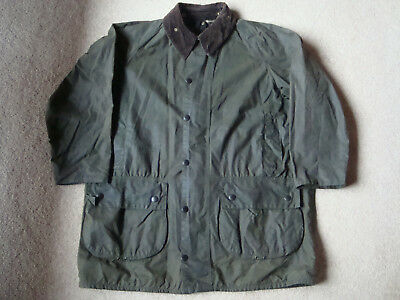 Barbour The Classic Gamefair Waxed Cotton Jacket. XL. Free UK Post