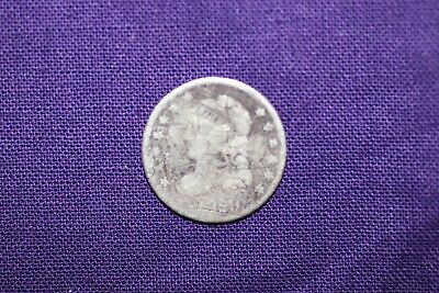 1829 Capped Bust Half Dime ~ Low Grade Filler Coin