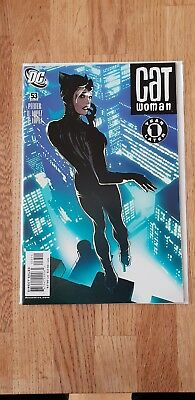 Catwoman 53 (2002, 3rd series) One Year Later; Helena born; Adam Hughes (c#21078