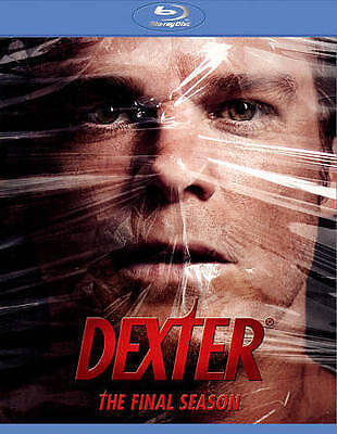 Dexter - Season 8 the Final Season (Blu-ray) N New Blu