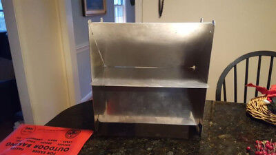 Vintage 1960's Boy Scout Reflector Oven #1060 for Outdoor Baking