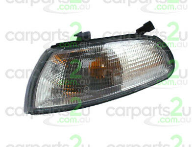 TO SUIT MAZDA 626 GE  FRONT CORNER LIGHT 09/91 to 03/97 LEFT