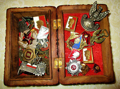 A collection of Polish & Russian Medals and Tokens