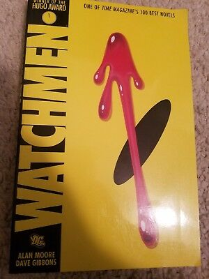 Watchmen by Alan Moore (1995, Paperback, Revised) used