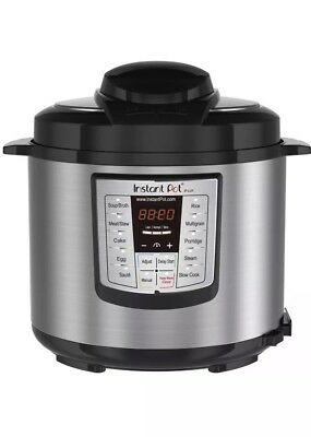 Instant Pot Qt 6-in-1 Multi-Use Programmable Pressure Cooker, Slow Cooking NEW