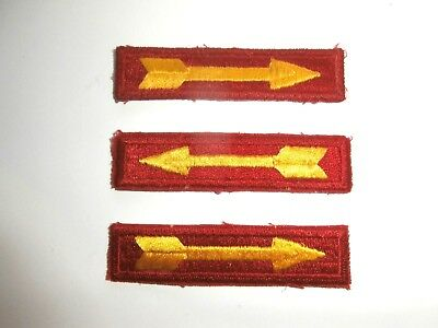 Royal Rangers Straight Arrow Yellow Arrow On Red X 3