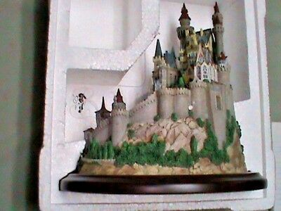 Lenox Great Castles Of The World Falkenstein 1996 Ex Cond With Original Box