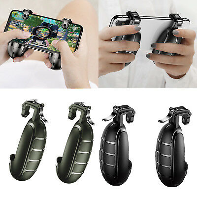 Gaming Trigger L1R1 Mobile Phone Gamepad Fire Button Shooter PUBG Controller
