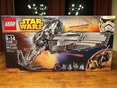 LEGO Baukästen & Sets Lego  STAR WARS 75096 Sith Infiltrator  Brand new,factory sealed