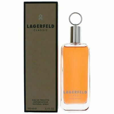 Lagerfeld Classic by Lagerfeld 100ml EDT Spray