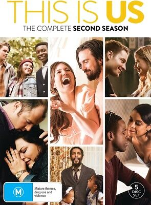 THIS IS US Season 2 (Region 2 UK Compatible) DVD The Complete Series Two