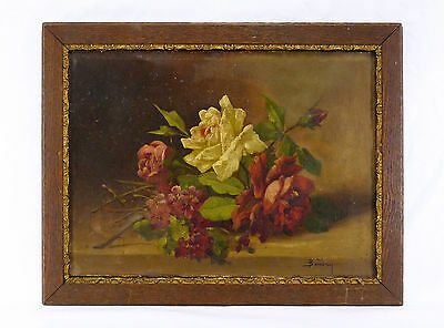 Paul BAUDRY (1828-1886) Framed antique oil painting famous french listed artist