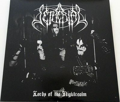 Setherial-Lords Of The Nightrealm LP Vinyl Funeral Industries-FI 008, Galgens