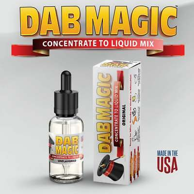 Magic Liquidizer - Concentrate to Liquid Mix - Will not seperate! (15ml Bottles)