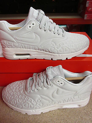 the best attitude ca509 1af5e Nike Femmes Air Max 1 Ultra Peluche Basket Course 844882 003 Baskets