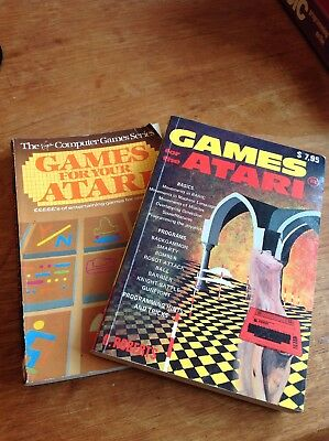 Games For Your Atari Book X2