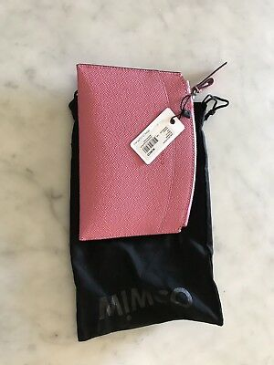 Mimco Womens Pink Purse New With Tags