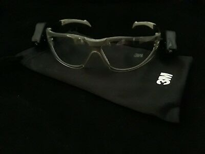 3M Light Vision II LED Safety Eyewear