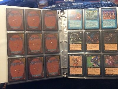 MTG - Magic the Gathering COMPLETE SET - FALLEN EMPIRES - NM
