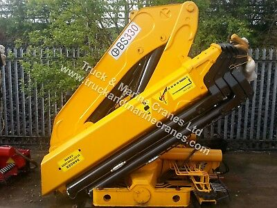 New TMC-BS 330.4 Lorry Loader Crane