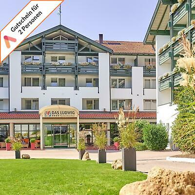Wellness Kurzurlaub Bad Griesbach 3 Tage 4 Sterne Luxus Hotel Halbpension 2 Pers