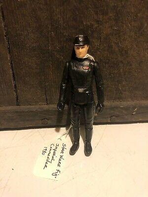Vintage 1980 Kenner Star Wars ESB IMPERIAL COMMANDER