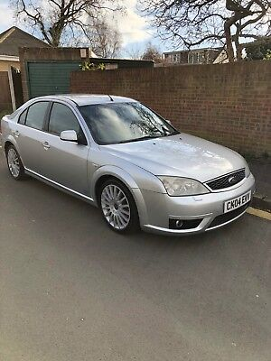 "2004 ""04"" Ford Mondeo ST220 5Door manual, NO RESERVE AUCTION"