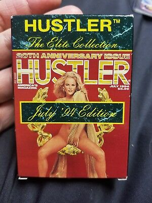 Remarkable, nude hustler cards