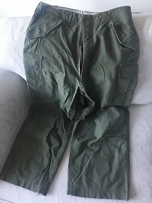 Veste Pantalon OG 107 M1951 Jungle Vietnam Corée