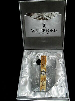 NIB Waterford Crystal SNOWFLAKE WISHES  4th Edition Peace Mooncoin DOF GLASS