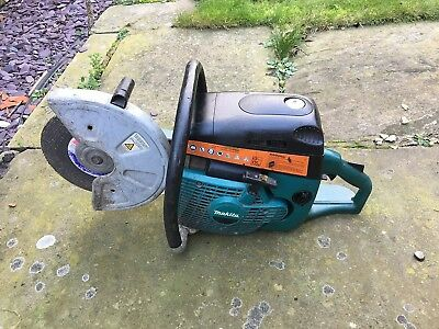 Makita Dpc6400 Disc Cutter Whizzer, May Need Carb Cleaning