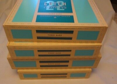 Catch 22  Wooden Cigar Boxes Empty Lot of 4 Lot #143