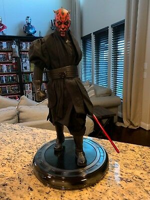Sideshow DARTH MAUL EXCLUSIVE Premium Format New - MISB