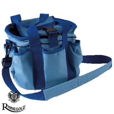Blue Rhinegold Grooming Bag – Handy Carry Bag For Competition Days *FREE POSTAGE