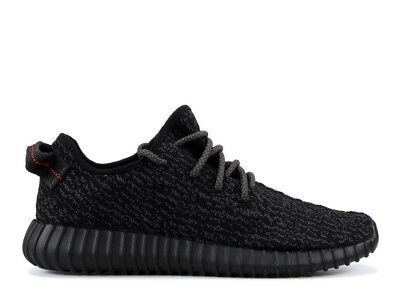 aee2518c8a93f Yeezy 350 Boost Pirate Black V1 V2 2015 AQ2659 Size 12 Adidas 100% AUTHENTIC