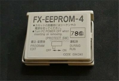 Used 1Pcs Mitsubishi Plc Programmable Controller Card FX-EEPROM-4 tv