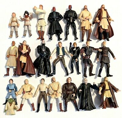 Action Figures Hasbro 2005 Star Wars Revenge of the Sith CHOOSE