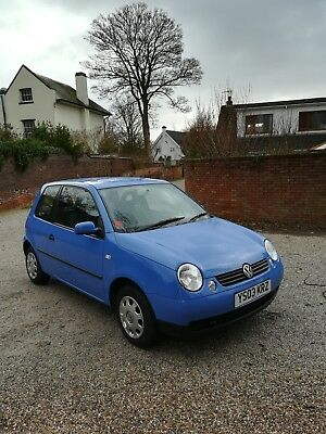 Vw Lupo - F.s.h - Only 52K - Ladey Owner