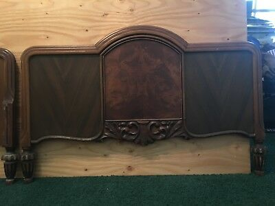 2 Sligh  Antique       Twin Beds